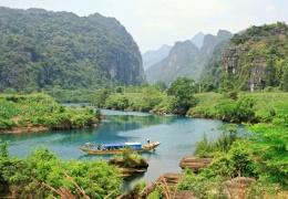 Sông Chày-Hang Tối